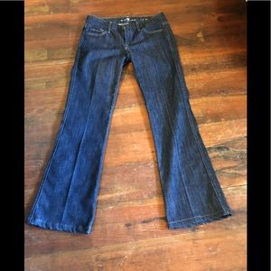 Seven for all mankind a pocket jeans
